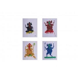 Bhil Ganesha Set 2