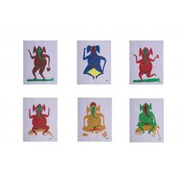 Bhil Ganesha Set 3